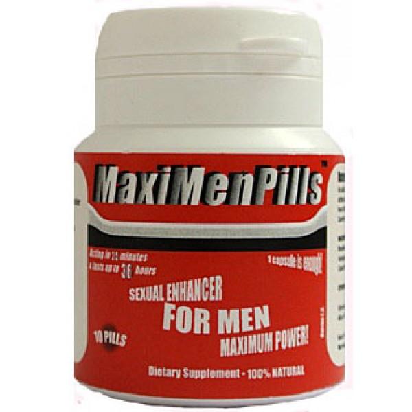 MaxiMen Pills® - 10 capsules