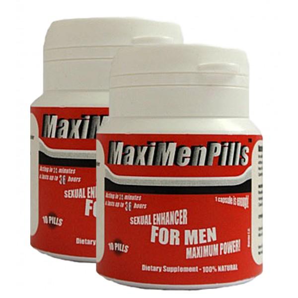 MaxiMen Pills® - 20 capsules
