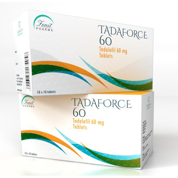 Tadaforce 60mg - 1 strip á 10 pillen